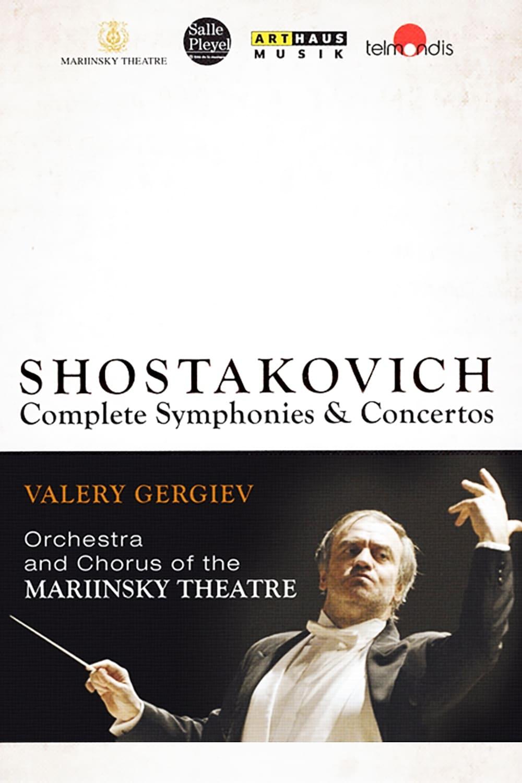 Dimitri Shostakovitch - Concerto for violin and Orchestra No.2, Symphony No.7 'Leningrad'