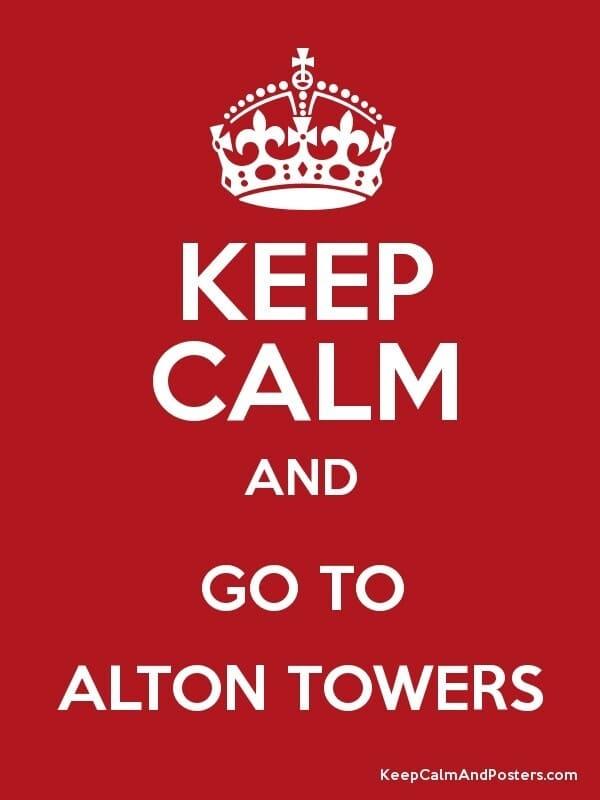 Inside Alton Towers