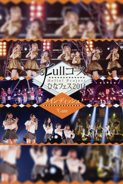 Hello! Project 2014 Hina Fes ~Full Course~ Main Dish wa ℃-ute Desu.