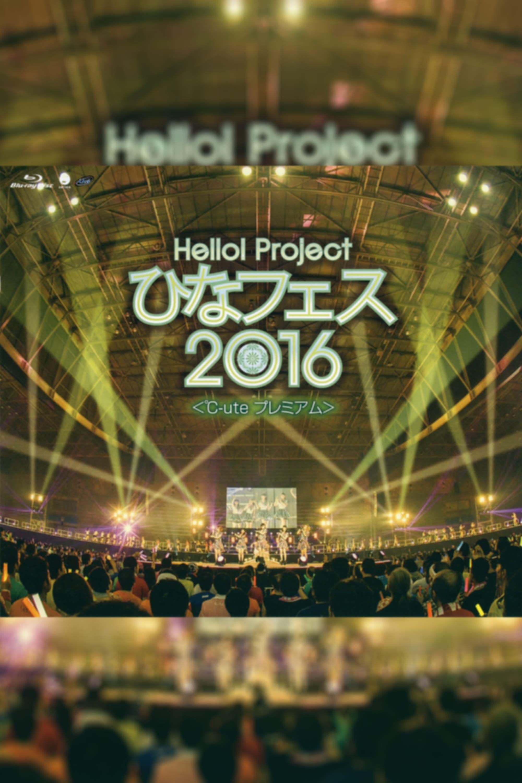 Hello! Project 2016 Hina Fes ~℃-ute Premium~