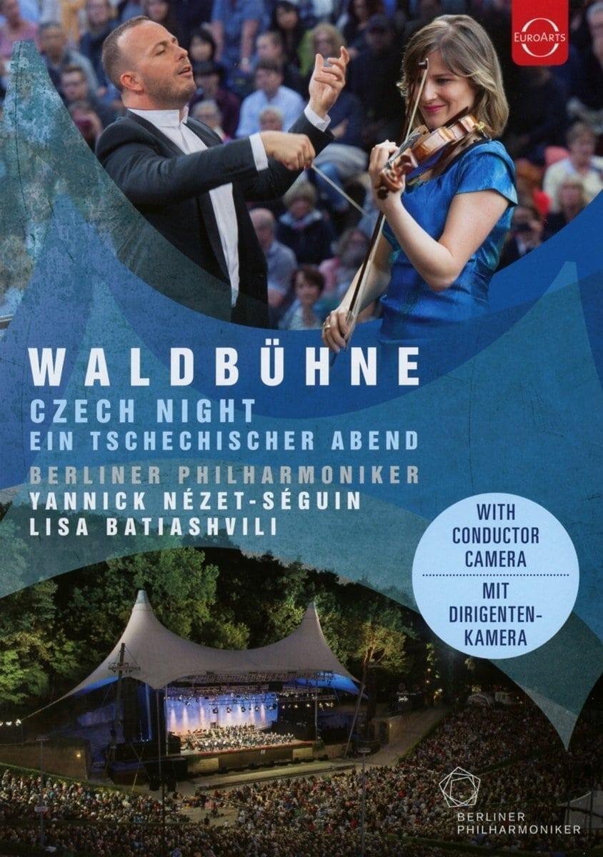 Waldbühne 2016 · Ein tschechischer Abend - Lisa Batiashvili, Berliner Philharmoniker, Yannick Nézet-Séguin