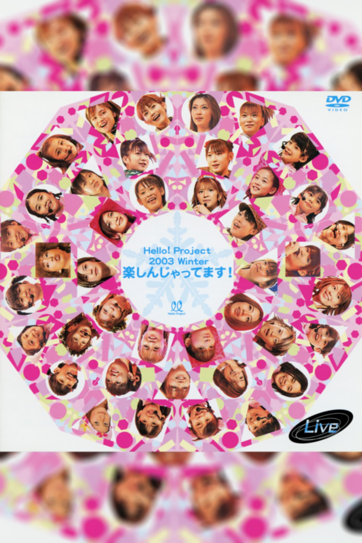 Hello! Project 2003 Winter ~Tanoshin Jattemasu!~