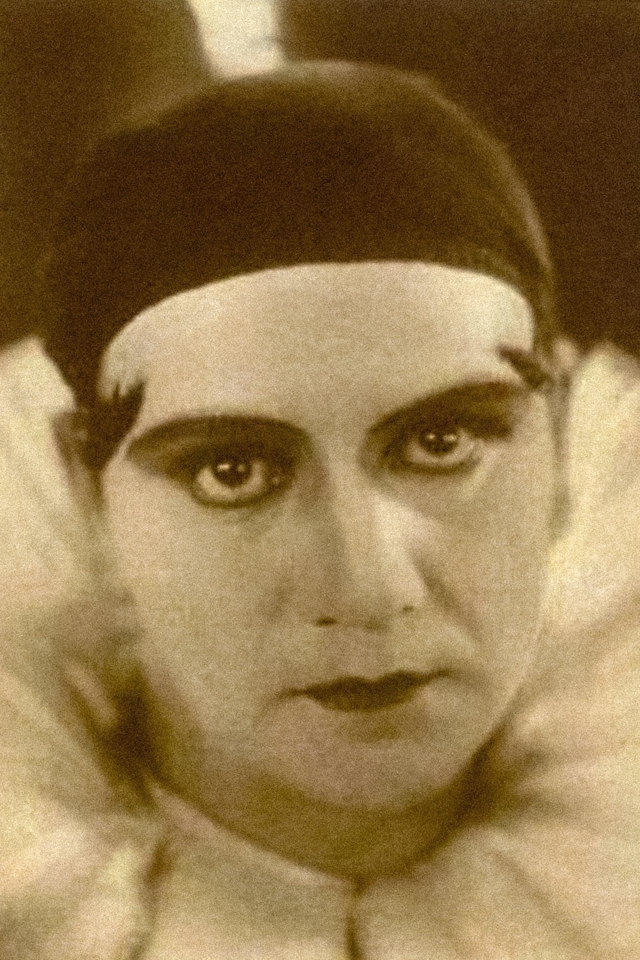 Der schwarze Pierrot