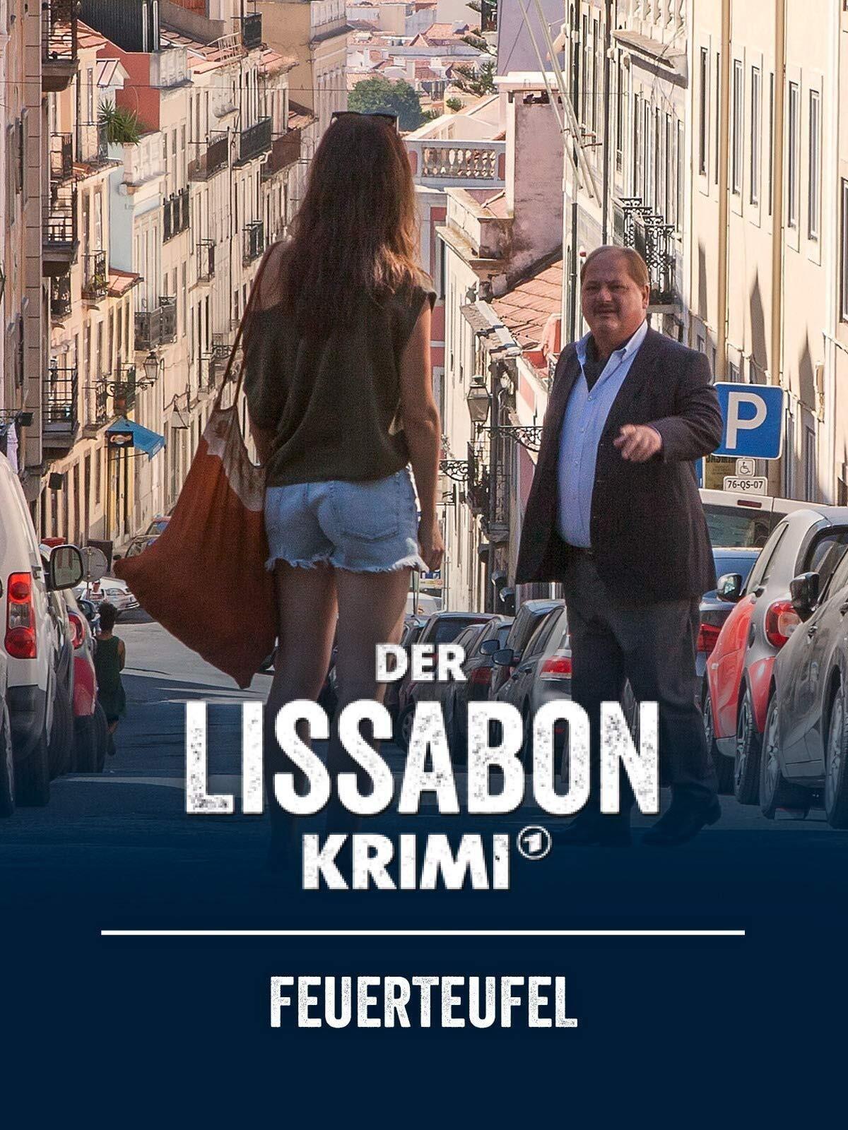Der Lissabon Krimi - Spiel mit dem Feuer