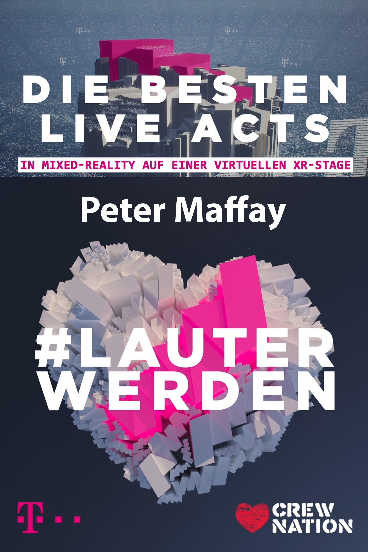 Peter Maffay  #LAUTERWERDEN 2020