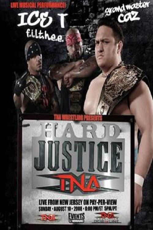 TNA Hard Justice 2008