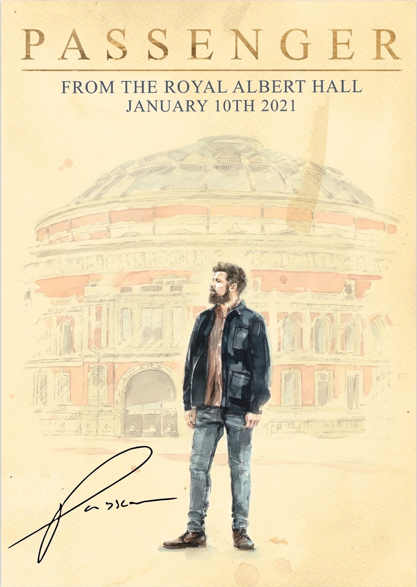 Passenger: From the Royal Albert Hall