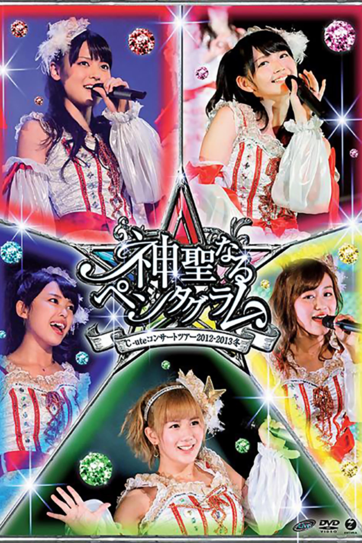 ℃-ute 2012~2013 Winter ~Shinseinaru Pentagram~