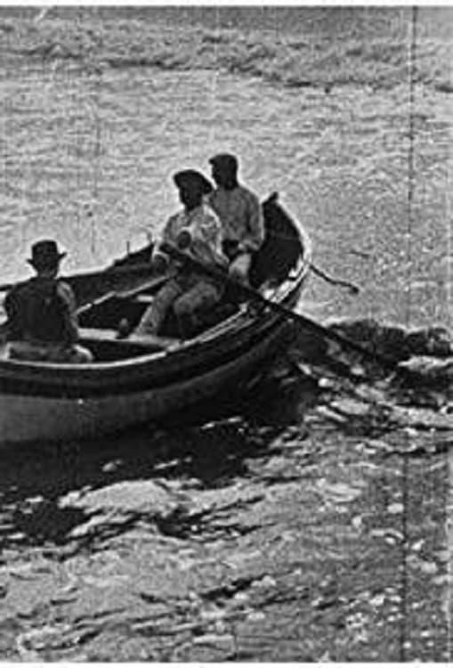 Barque en mer