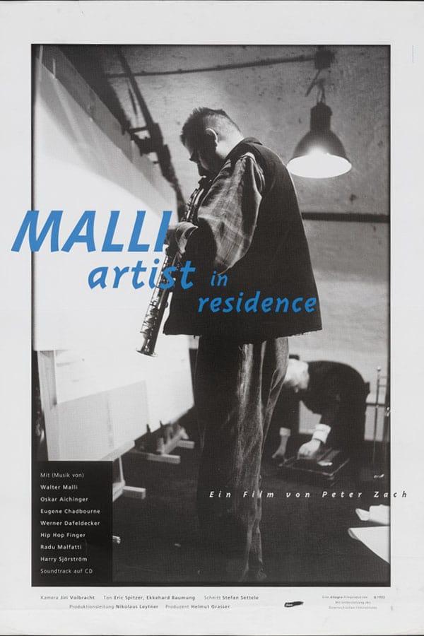Malli - Artist in Residence
