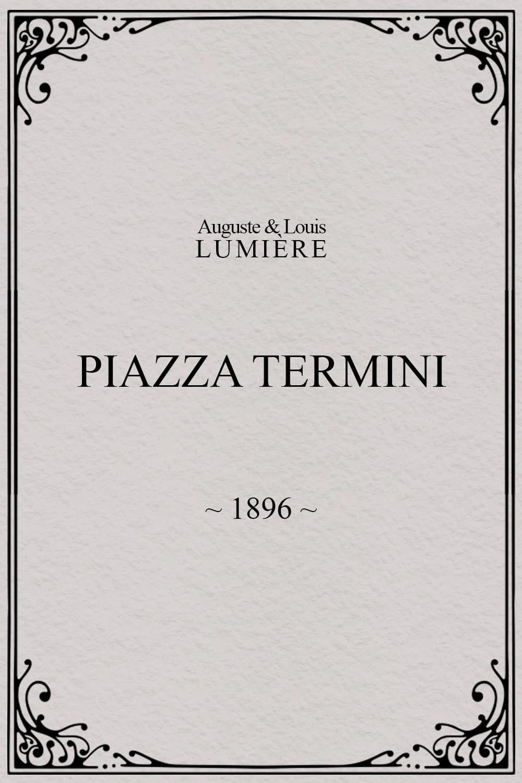 Piazza Termini