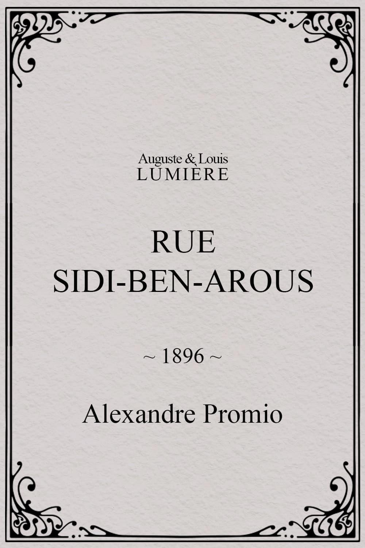 Rue Sidi-Ben-Arous