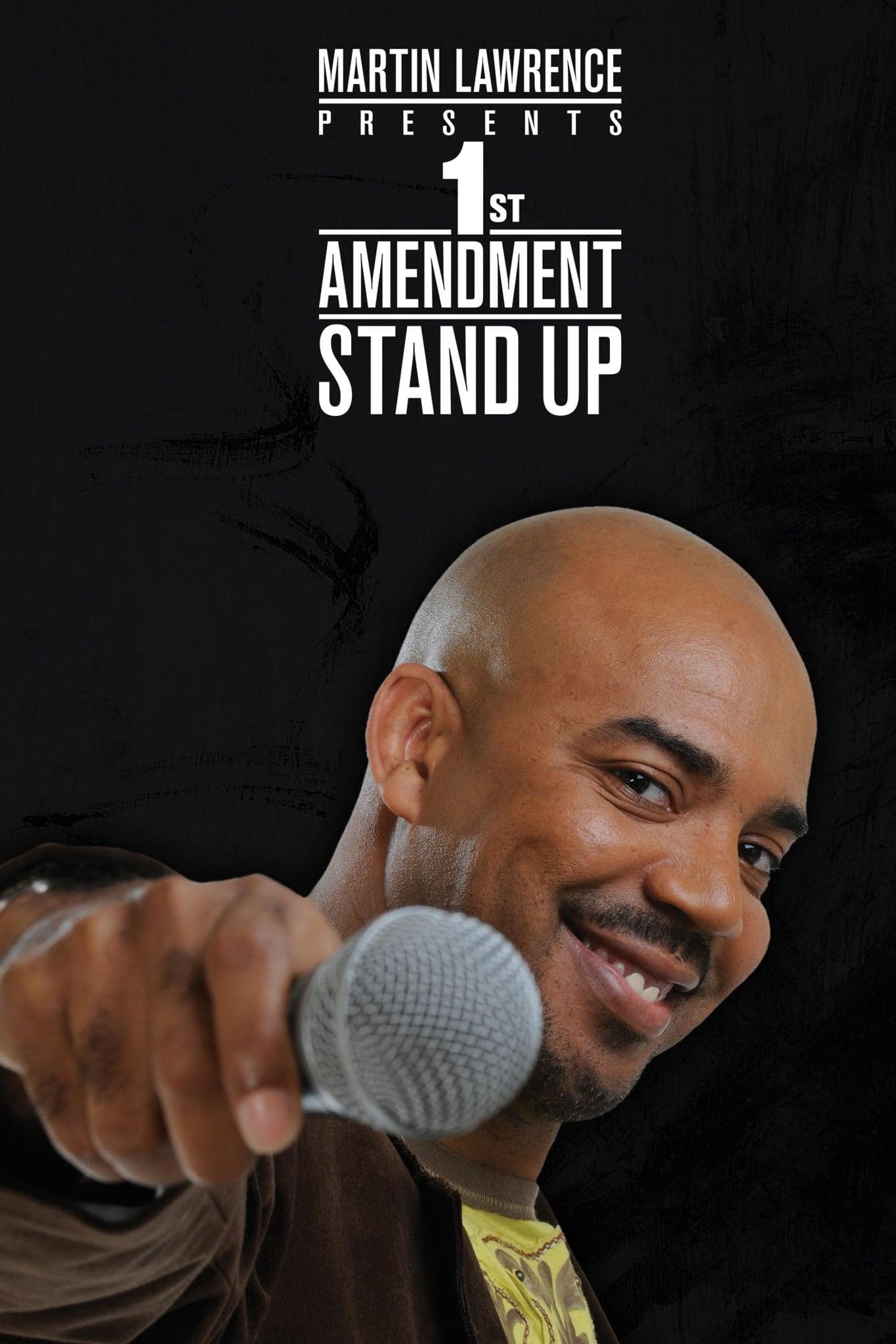Martin Lawrence Presents 1st Amendment Stand-Up