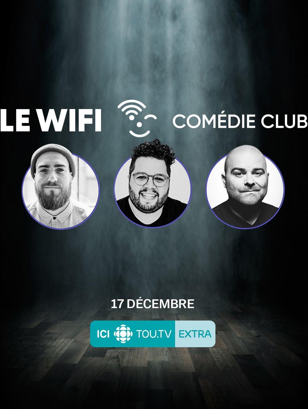 Le WiFi Comédie Club