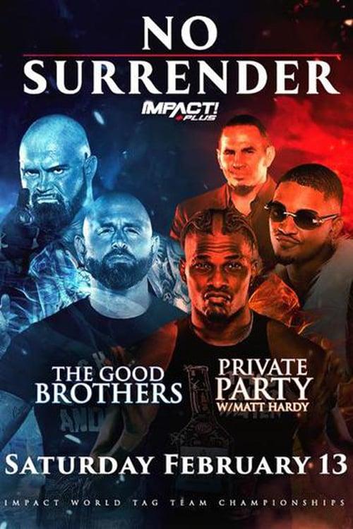 IMPACT Wrestling:  No Surrender 2021
