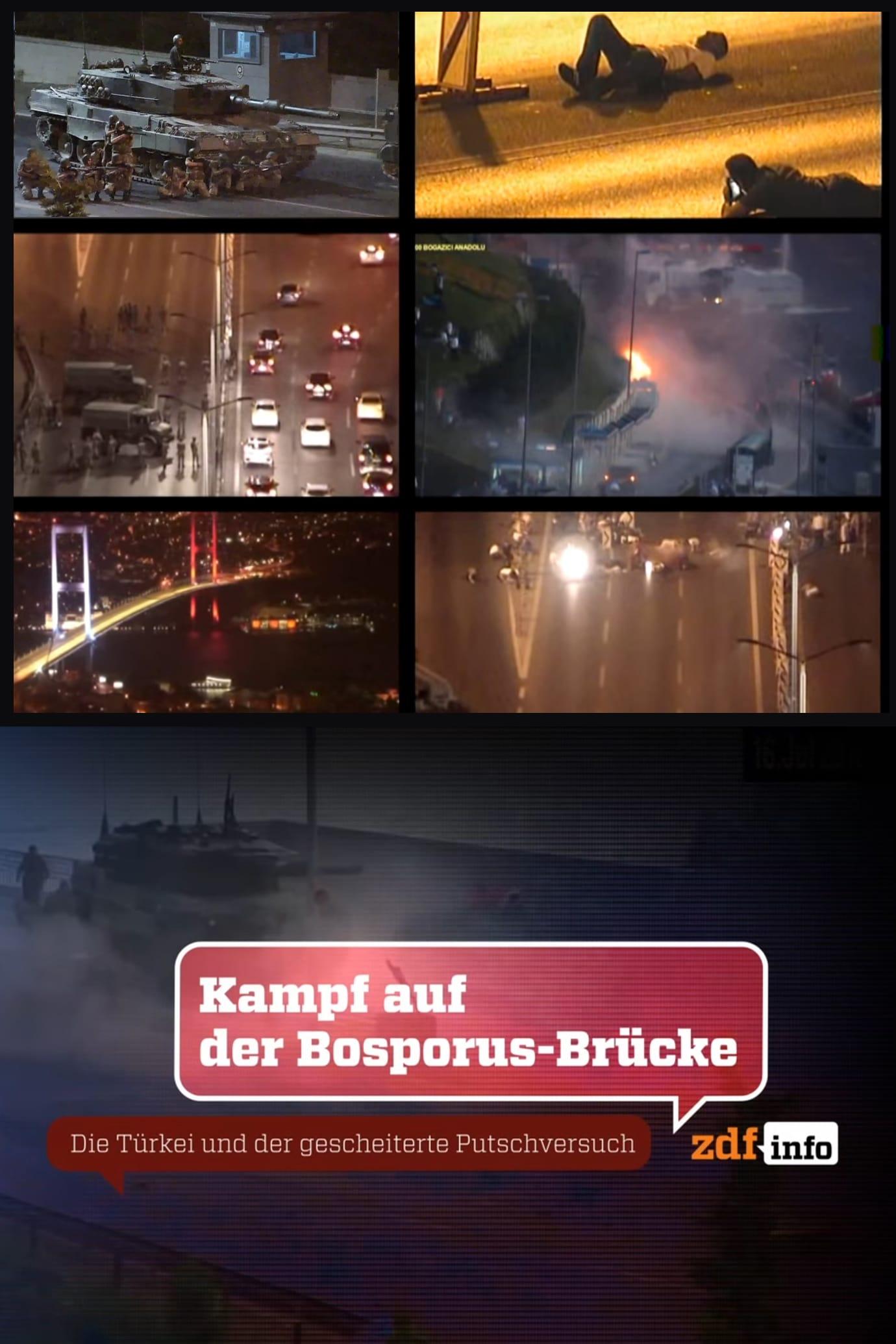 Kampf auf der Bosporus-Brücke - Die Türkei und der gescheiterte Putschversuch