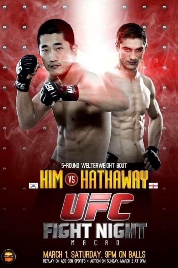 UFC Fight Night: Kim vs. Hathaway