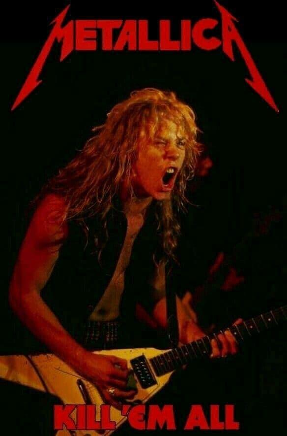 Metallica: Kill 'Em All in Chicago 1983