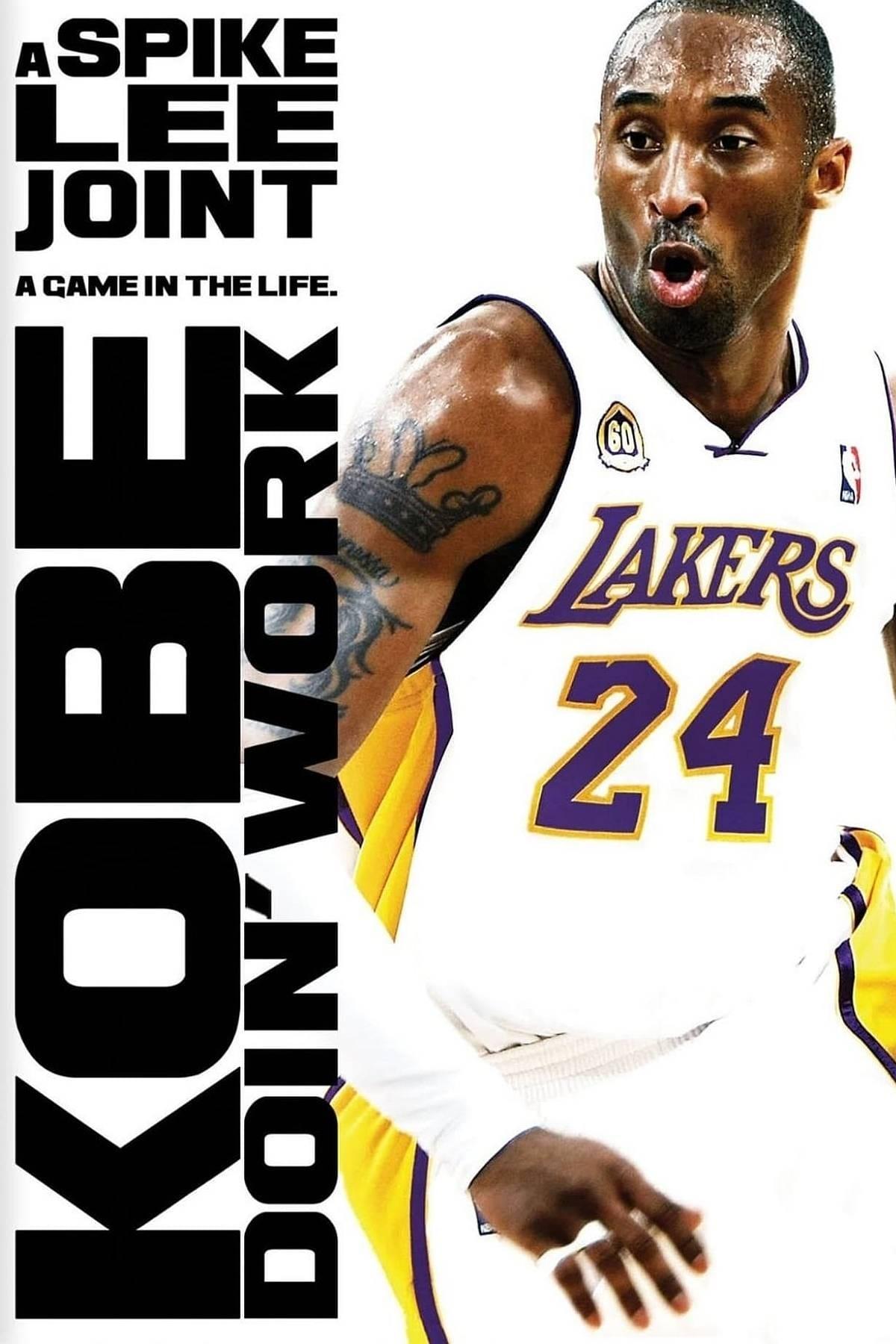 Kobe Doin' Work