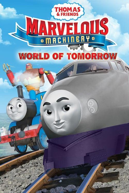Thomas e Seus Amigos - O Mundo do Amanhã