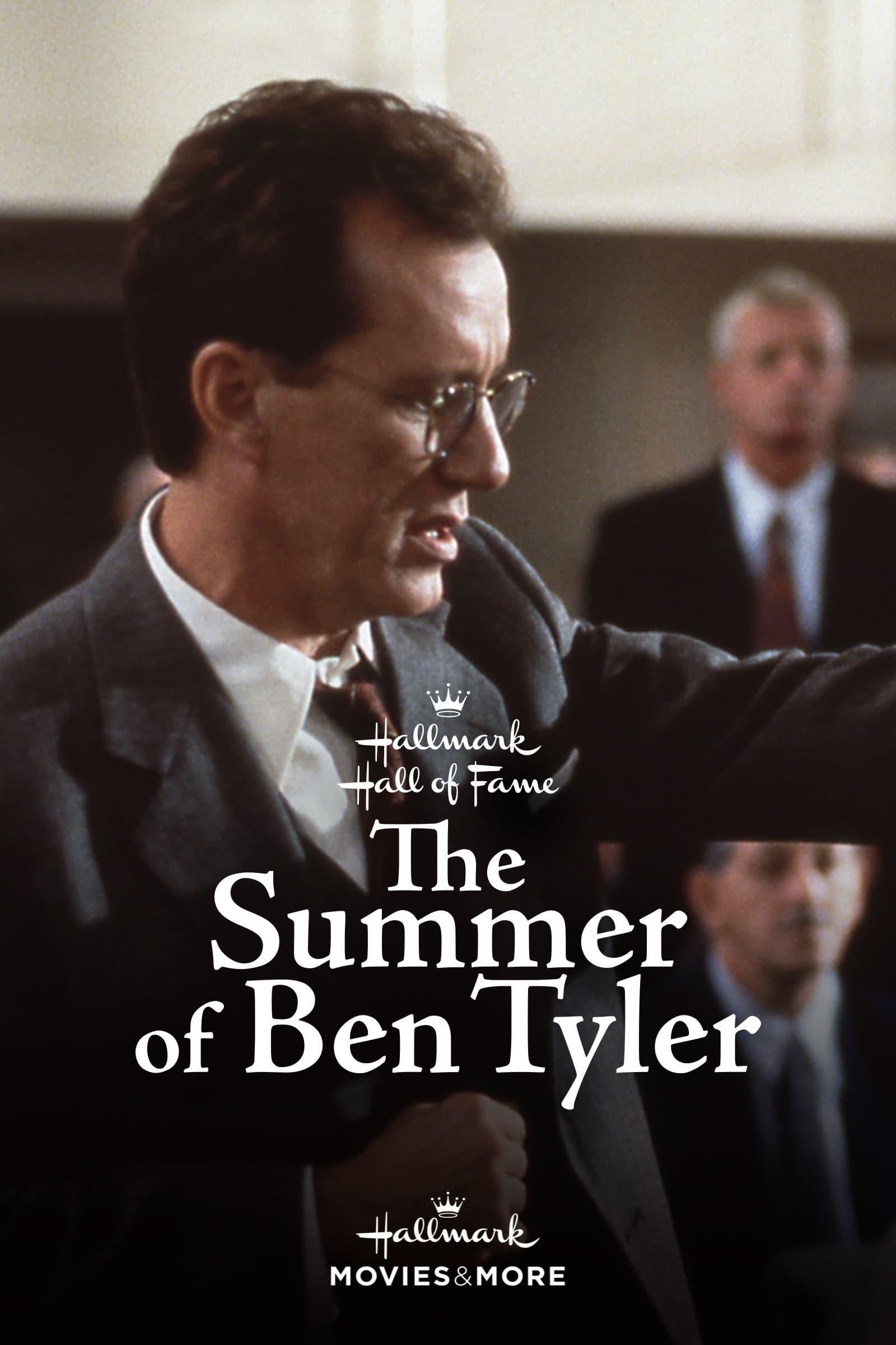 The Summer of Ben Tyler