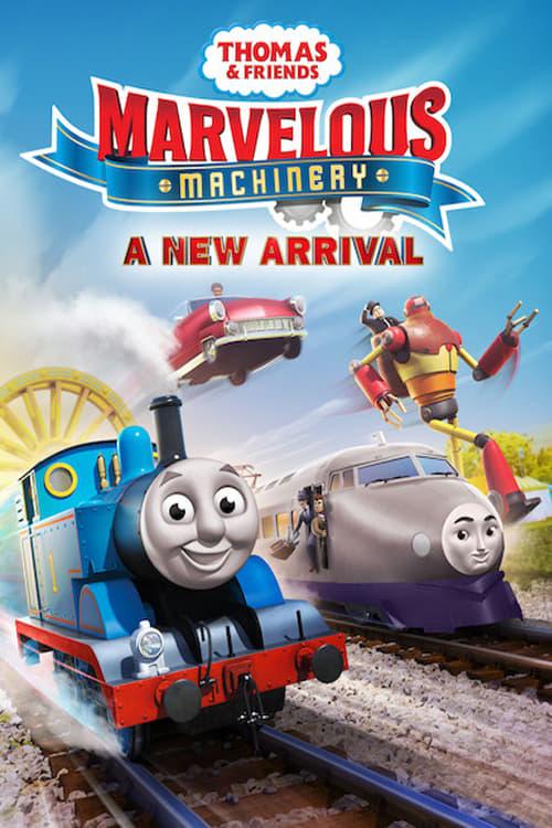 Thomas e Seus Amigos - Uma Nova Chegada