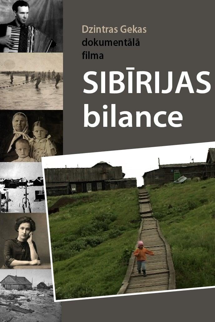 The Balance Sheet of Siberia