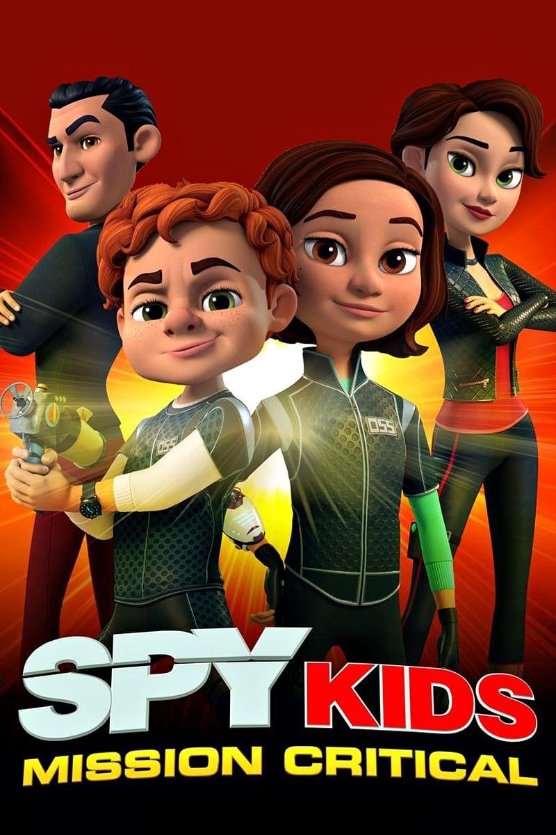 Spy Kids - Auf wichtiger Mission