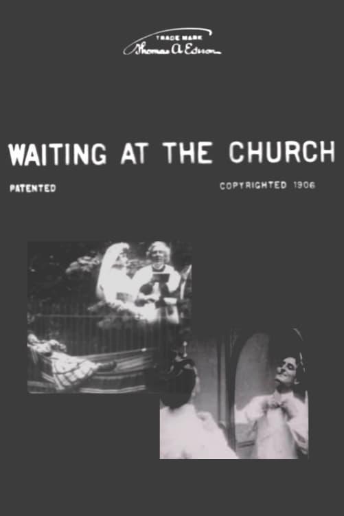 Waiting at the Church