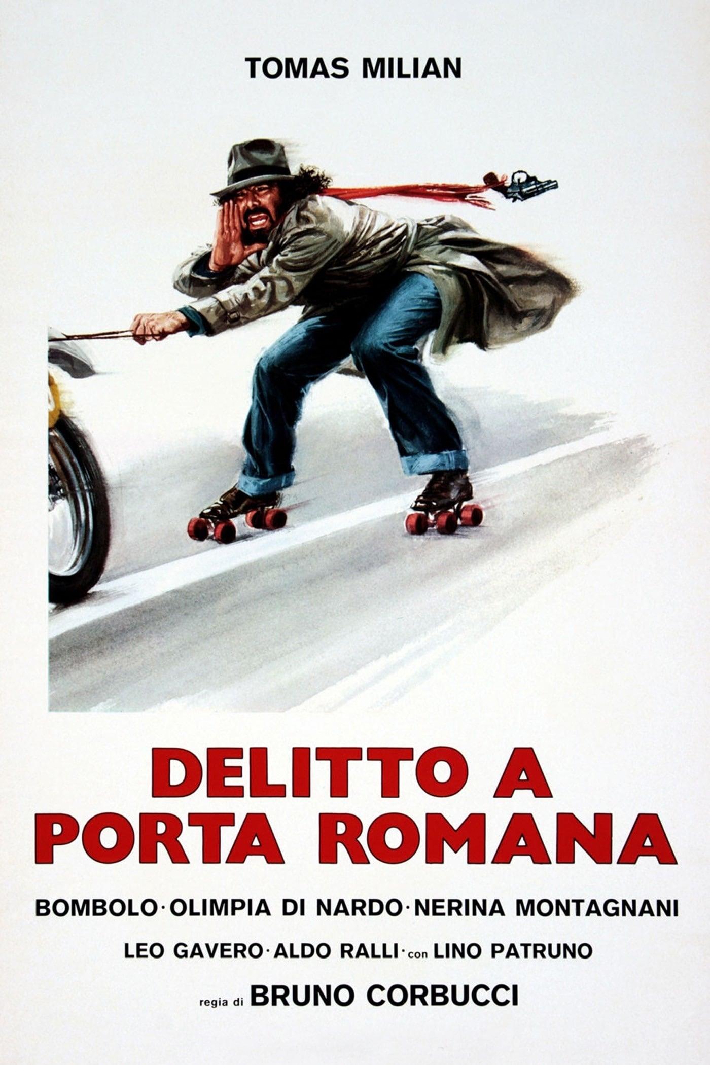 Asesinato en Puerta Romana