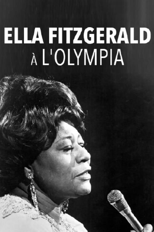 Ella Fitzgerald no Olympia