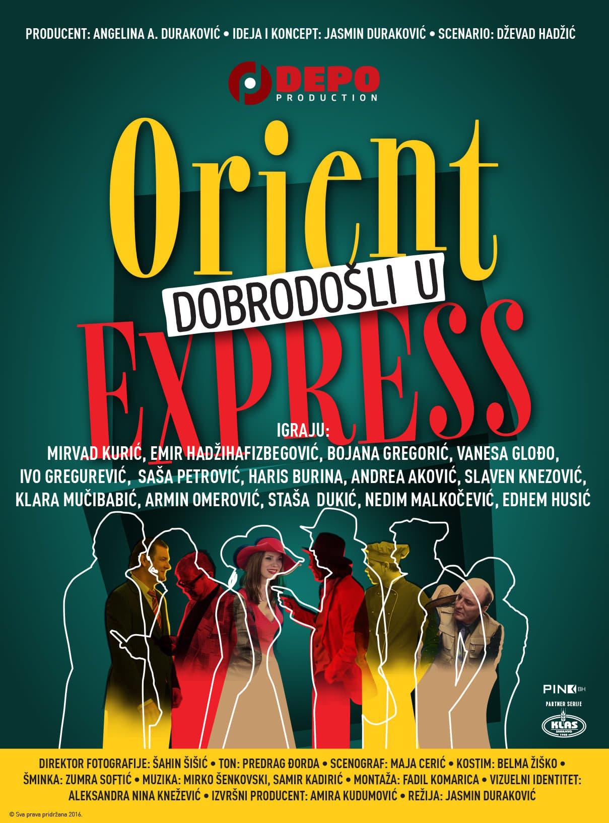 Dobrodosli u Orient Express