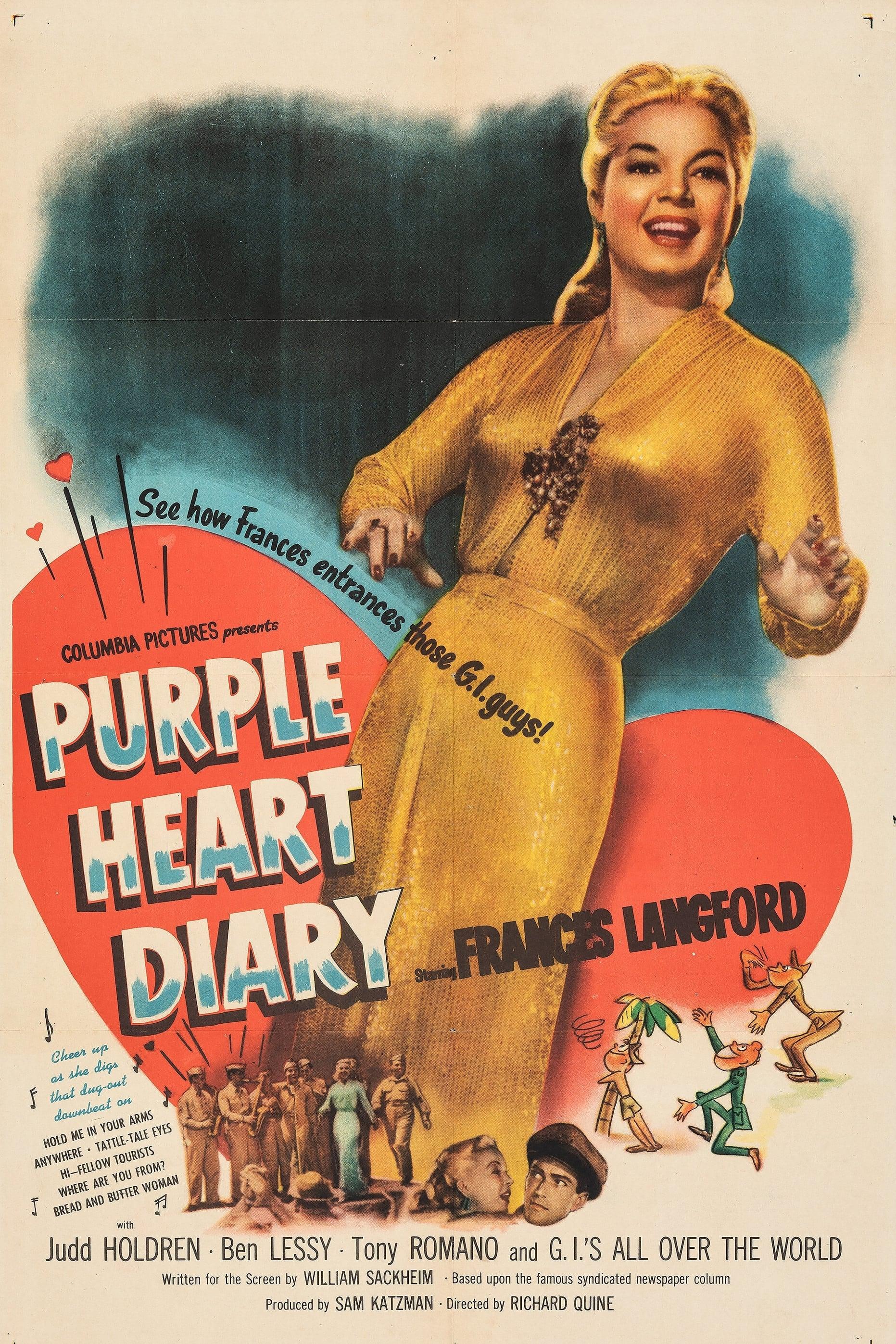 Purple Heart Diary