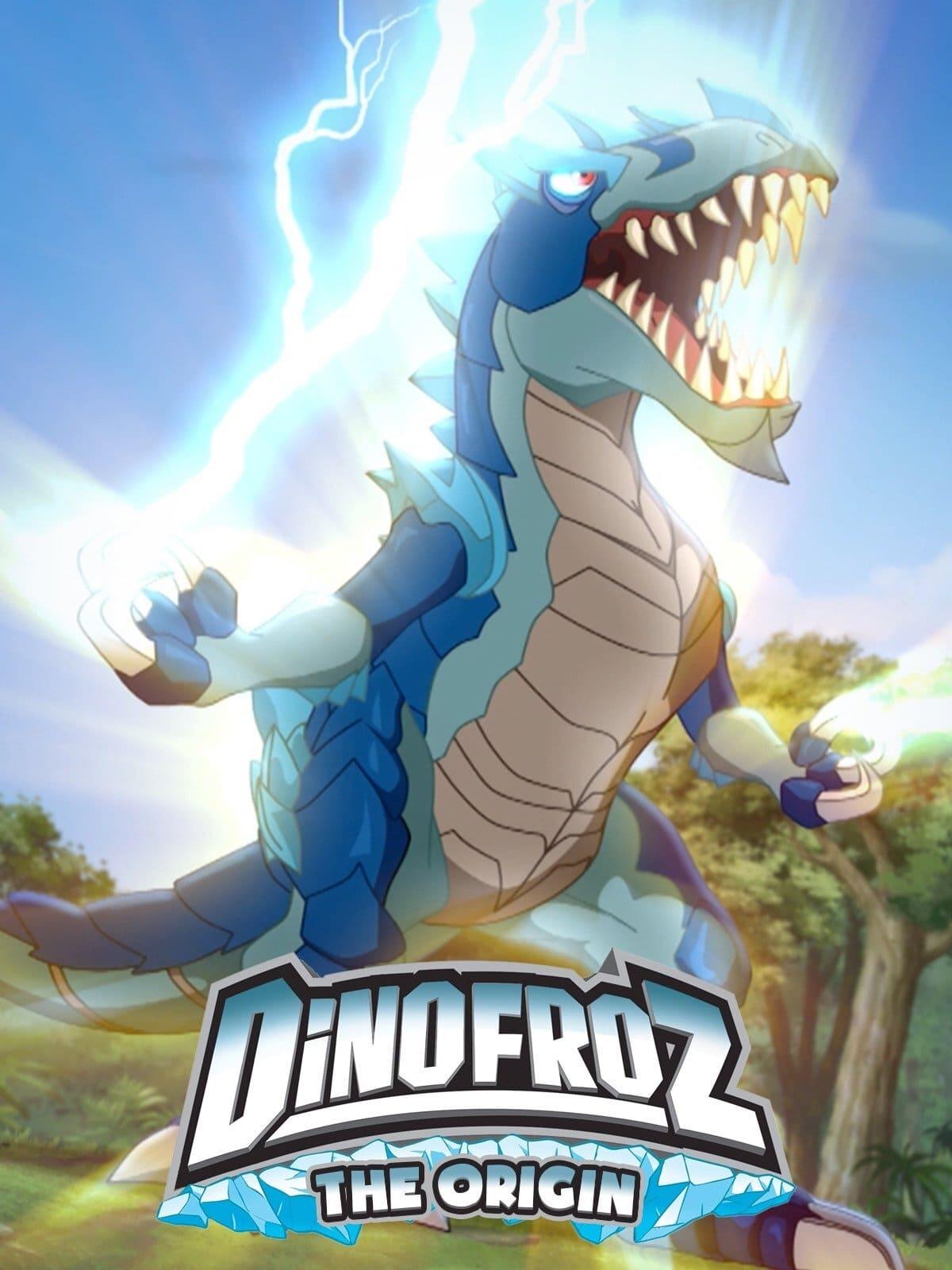 Dinofroz: The Origin