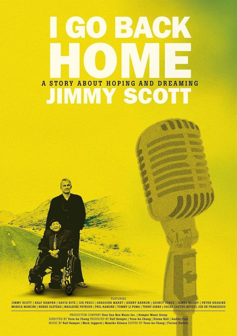 I Go Back Home - Jimmy Scott