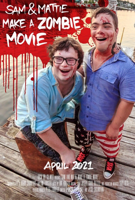 Sam & Mattie Make A Zombie Movie
