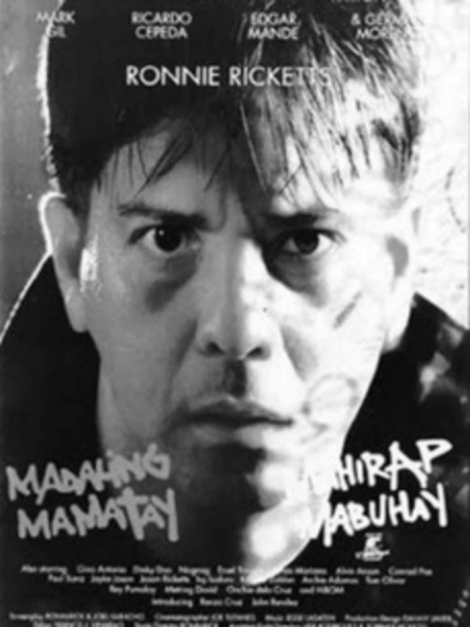 Madaling Mamatay Mahirap Mabuhay
