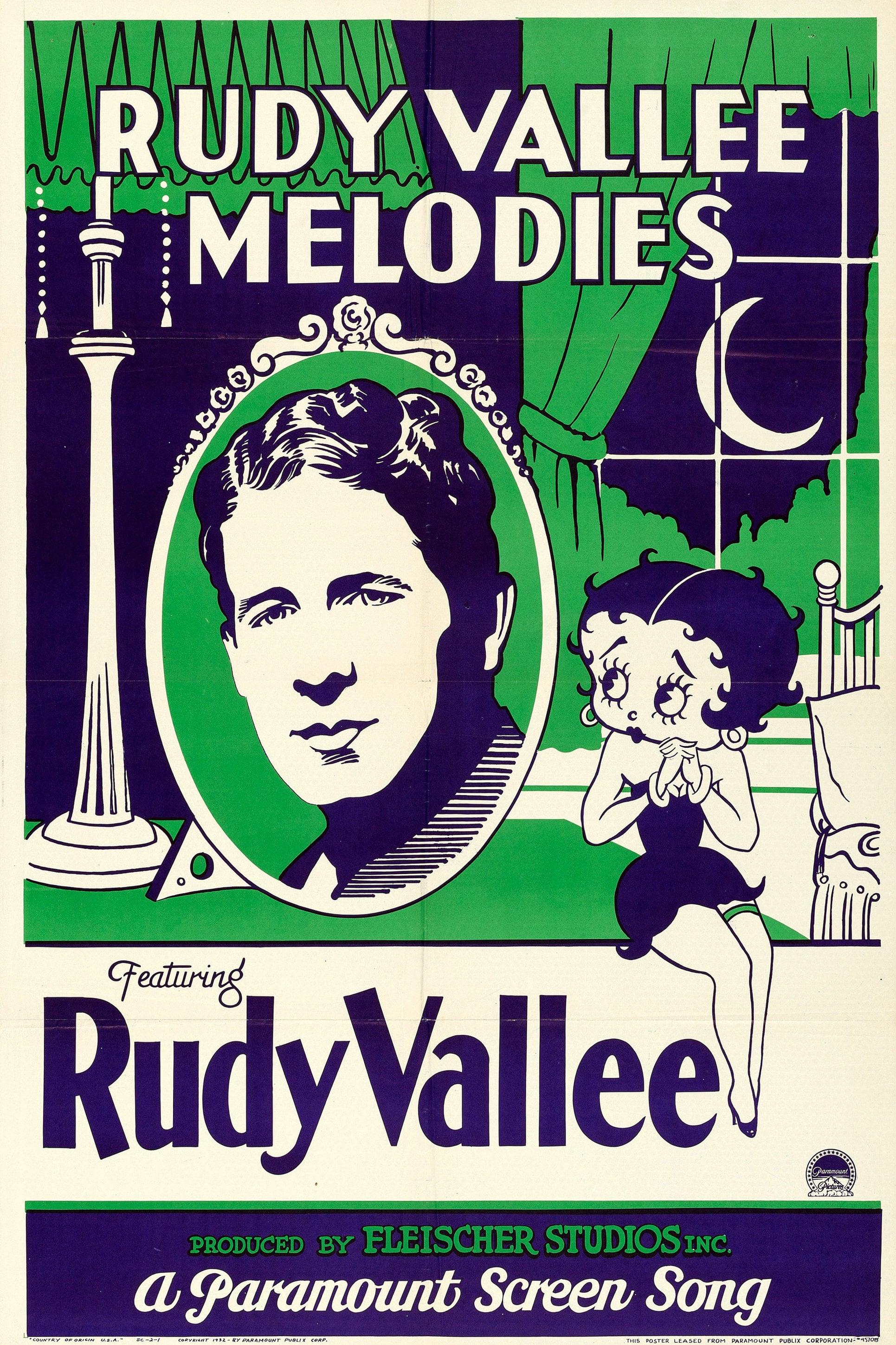 Rudy Vallee Melodies