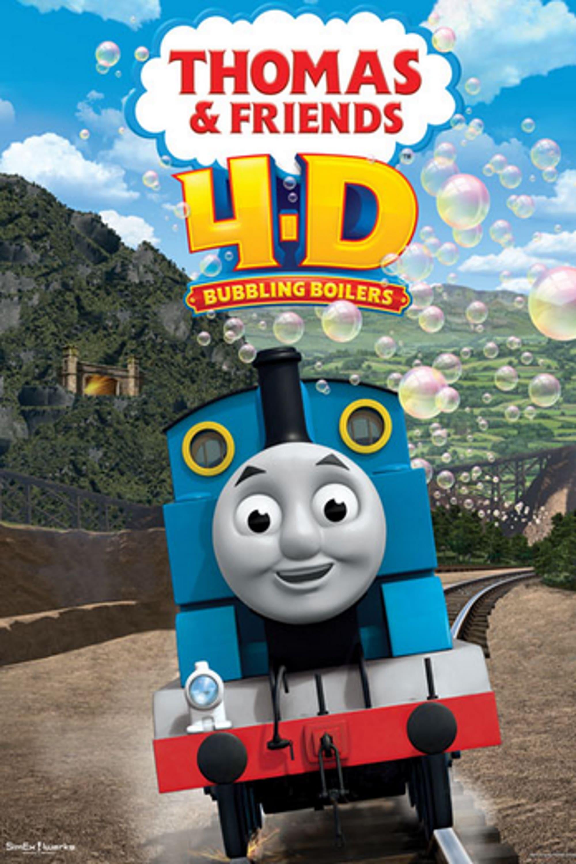 Thomas & Friends in 4-D