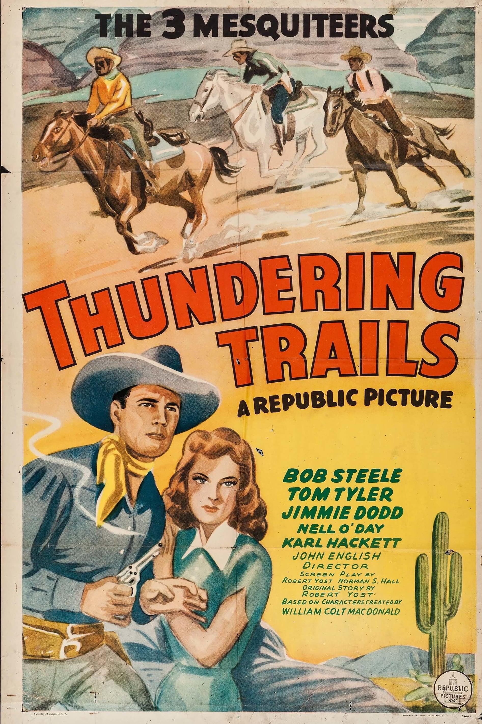 Thundering Trails
