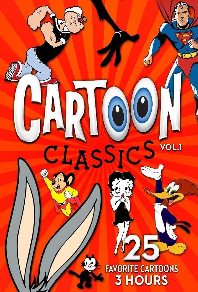 Cartoon Classics - 28 Favorites of the Golden-Era Cartoons - Vol 1: 4 Hours