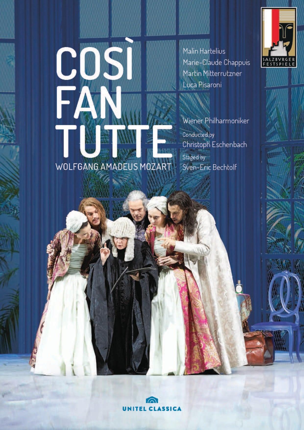 Così fan tutte - Salzburg Festival