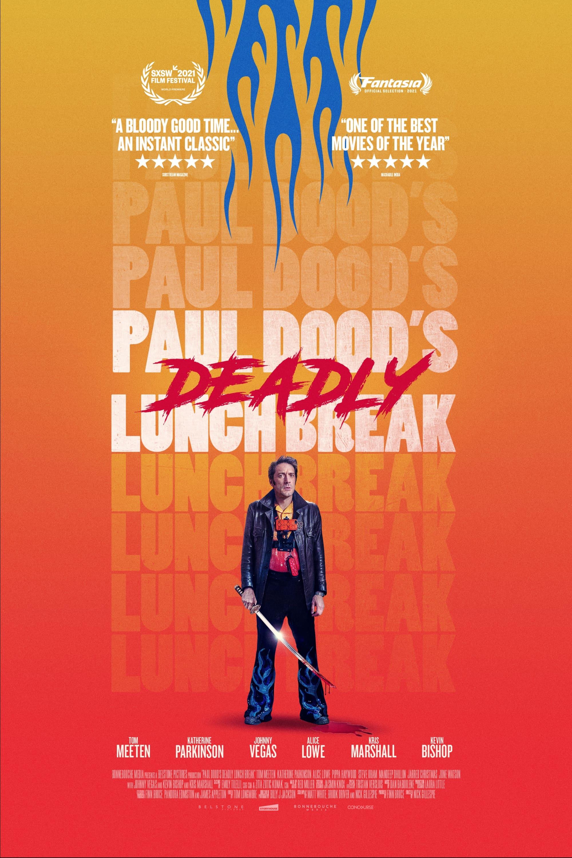 Paul Dood's Deadly Lunch Break