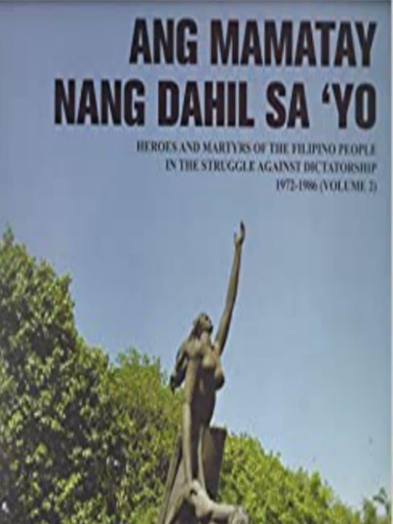 Ang Mamatay Ng Dahil Sa Iyo