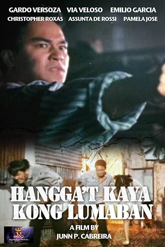 Hangga't Kaya Kong Lumaban