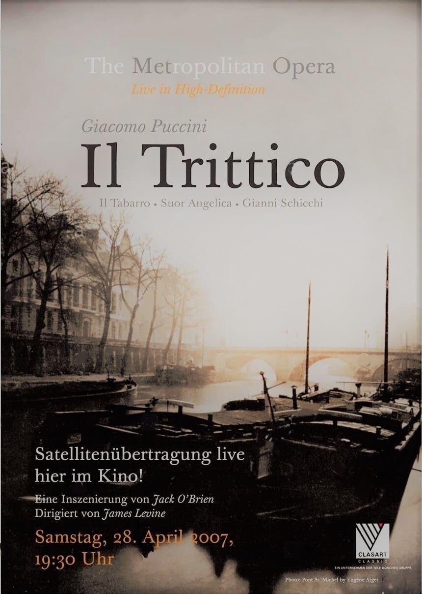 Il Trittico - Metropolitan Opera Live in HD