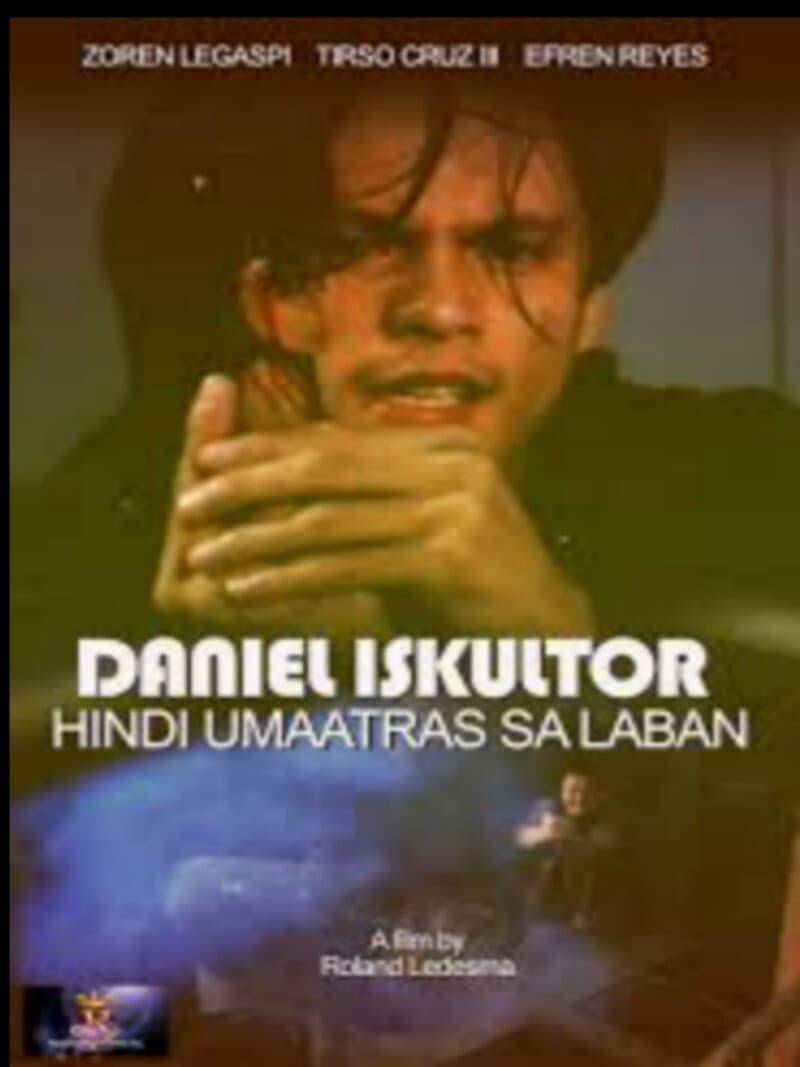 Daniel Eskultor: Hindi Umaatras sa Laban