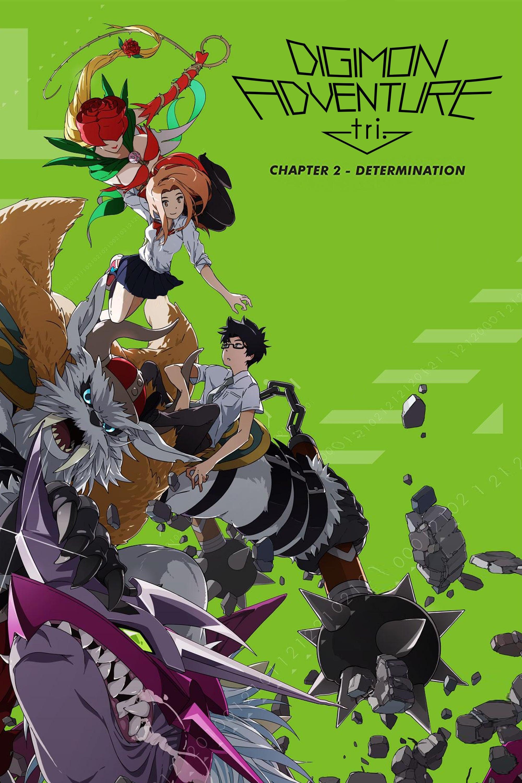 Digimon Adventure Tri. - Capítulo 2: Determinação