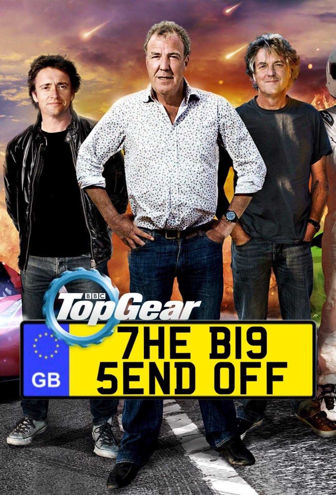Top Gear: The Big Send Off Special