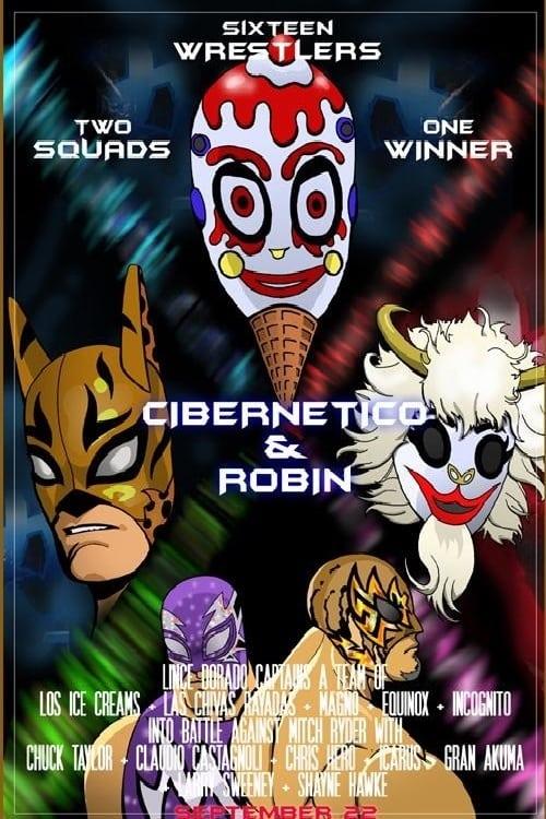 Chikara: Cibernetico & Robin